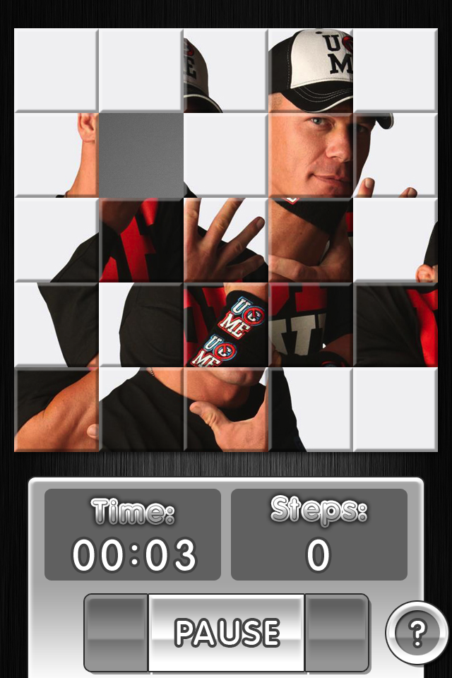 Screenshot Wrestling Superstars Slider