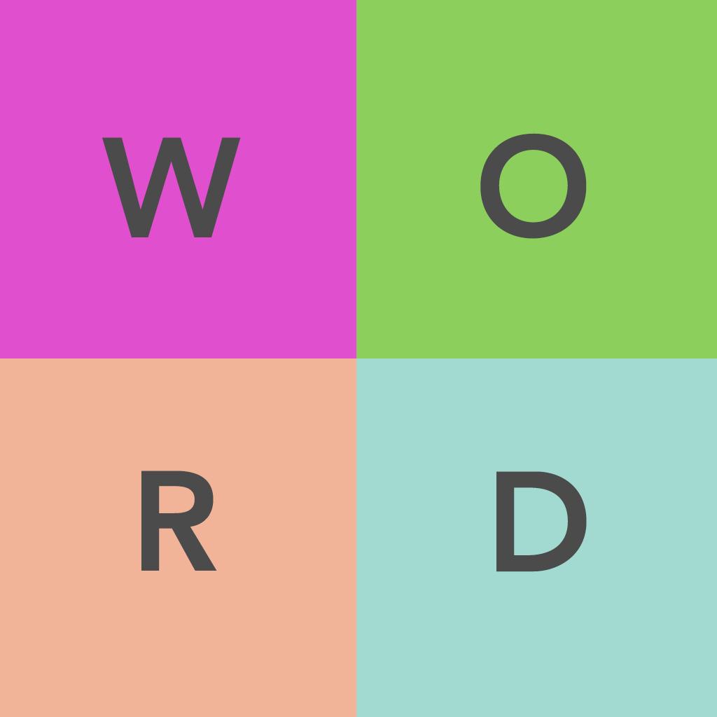 Word Hack — цветной вариант игры по мотивам «виселицы»